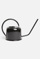 H&S - Watering can - black