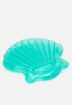 H&S - Seashell pool float - blue