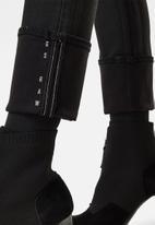 G-Star RAW - Noxer navy high straight - black radiant cobler