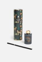 H&S - Sweet grass room diffuser - charcoal