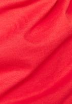 G-Star RAW - Oluv slim short sleeve polo - flame