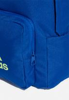 adidas Performance - Classic lk bos - blue/signal green