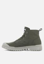 Palladium - Pampa sp20 hi cvs - dusky green