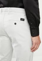 GUESS - Fashion chino pant - light grey