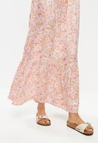 Cotton On - Woven bella strappy maxi dress - pink