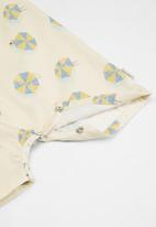 Sticky Fudge - Umbrella's romper - multi