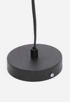 Sixth Floor - Walton wicker pendant - natural