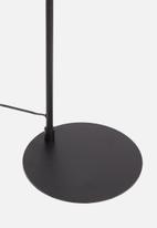 Sixth Floor - Odin floor lamp - matte black