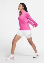 Nike - Nike element top- pink