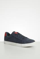 Tom Tom - Light vision sneaker - navy & red