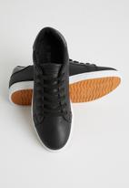 Tom Tom - One stripe sneaker - black