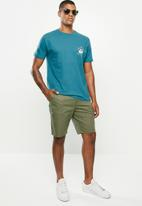 Quiksilver - New everyday union stretch shorts - khaki