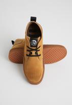 Diesel  - H-clever desert ab sneakers - brown