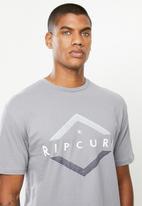 Rip Curl - Vibrant tee - grey
