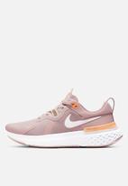 Nike - React Miler - champagne/white-orange pulse-barely rose