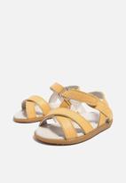 shooshoos - Creamfield sandal - yellow