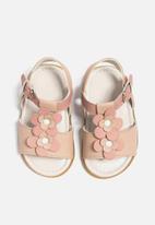 shooshoos - Telling stories sandals - pink