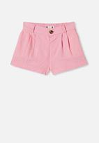 Cotton On - Cassidy short - cali pink