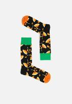 Happy Socks - Mac & cheese sock - multi
