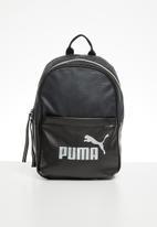 PUMA - Wmn core up backpack - black