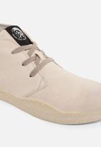 Diesel  - H-clever desert ab sneakers - angora