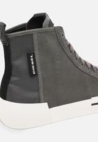 Diesel  - S-dese ml sneakers - gunmetal