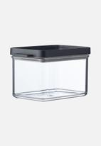 Mepal - Mepal omnia storage box 700ml - nordic black