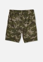 Free by Cotton On - Harry slouch short - camo
