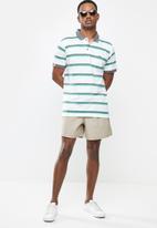 JEEP - Yarn dye golfer - multi