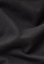 G-Star RAW - Core long sleeve polo - dark black