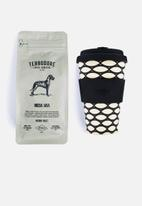 Ecoffee Cup - Mocha in a basket - terbodore moch java coffee & ecoffee cup gift set