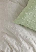 Linen House - Benedita duvet cover set - mint