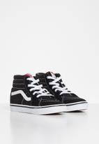 Vans - Td sk8-hi - black/white