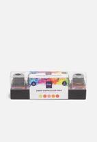 Artist Collection - Liquid watercolour paint pots set of 5 - 30ml warm colours