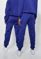 Thebe Magugu extra curricular  x CLD - Thebe Magugu extra curricular  x CLD  sweat pants - cobalt