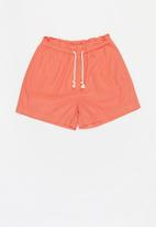 KIDS ONLY - Laura loose string shorts - coral