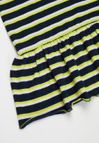 name it - Jill short sleeve dress - navy