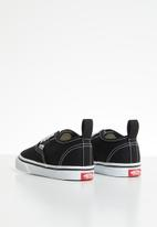 Vans - Td authentic elastic lace - black/white