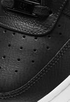 Nike - Nike air force 1 '07  - black/mtlc red bronze-lt orewood brn