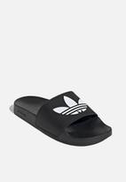 adidas Originals - Adilette lite - core black/white