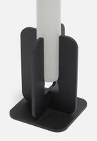 Emerging Creatives - Candle holder - black