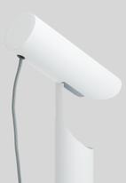 Emerging Creatives - Snap lamp - white