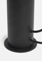 Emerging Creatives - Snap lamp - black