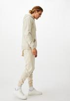 Cotton On - Essential fleece pullover - pearl