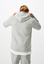 Cotton On - Essential fleece pullover - grey