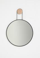 Emerging Creatives - Lunar eclipse mirror - black