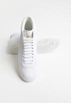 SUPERGA - 2870 club 's' velcro nappa - white