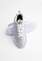 ANTA - Anta flex running - white & silver