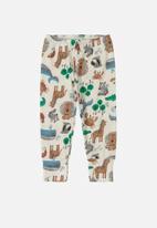 UP Baby - Baby boys printed pants - multi