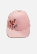 MINOTI - Girls baseball cap - pink